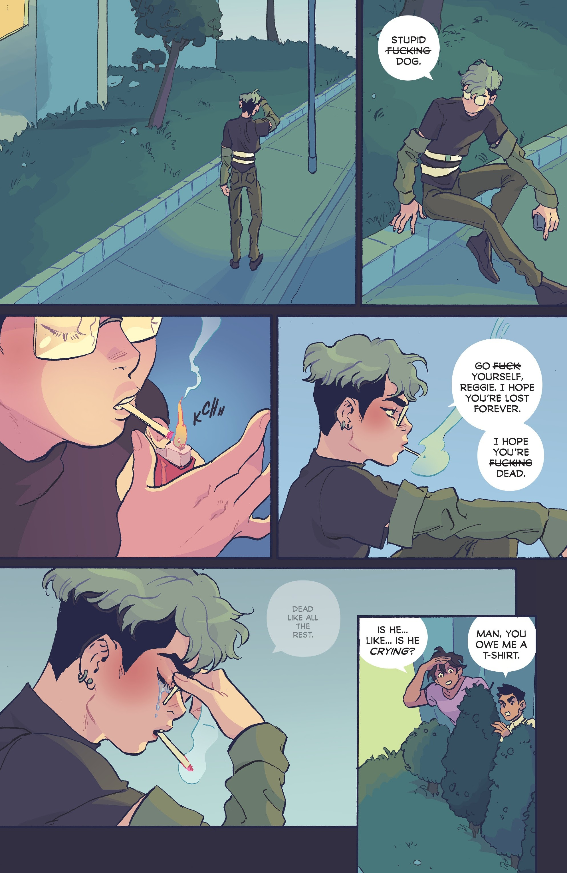 Snotgirl #13 #13 - English 18