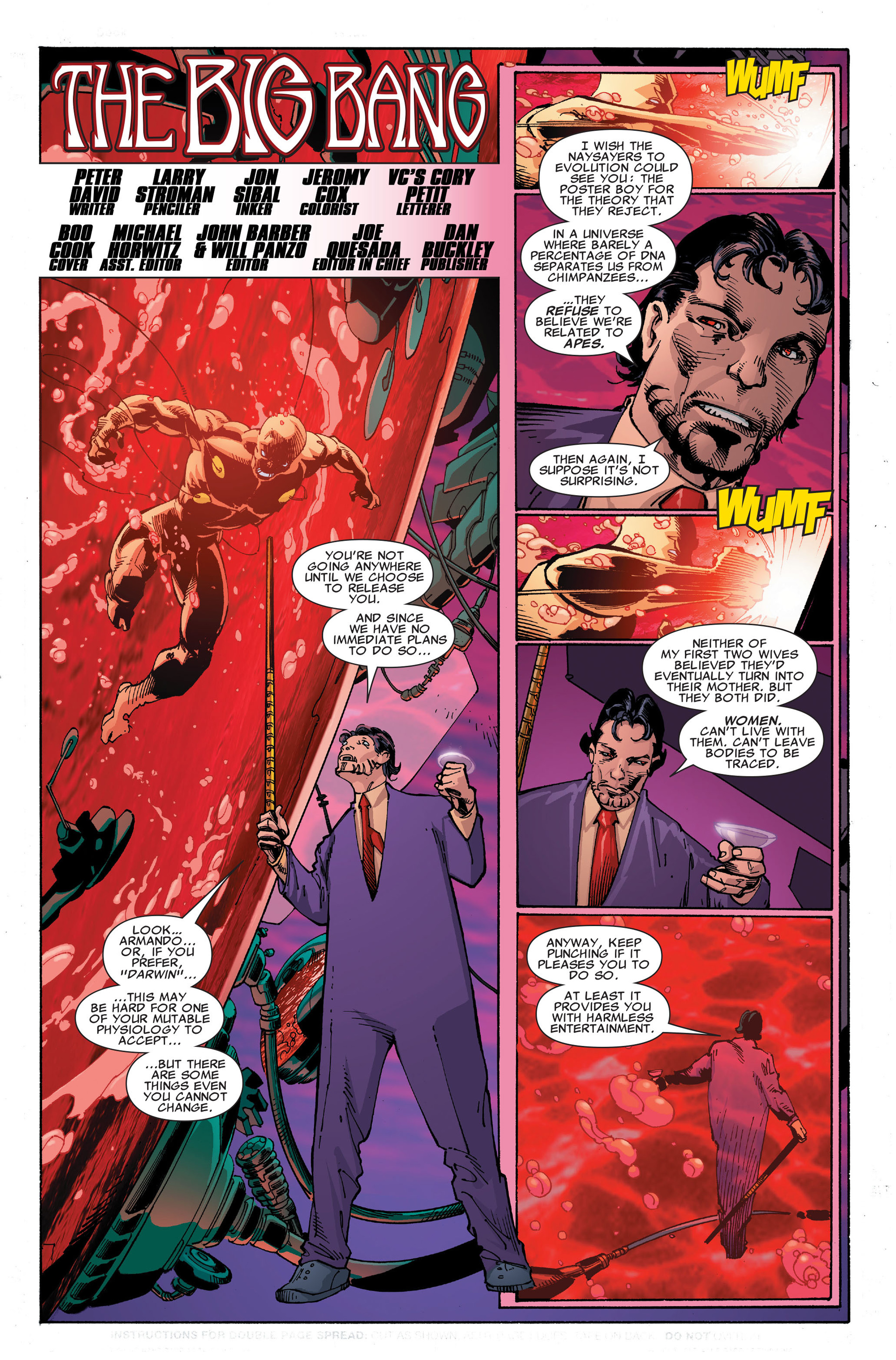 Read online X-Factor (2006) comic -  Issue #36 - 4