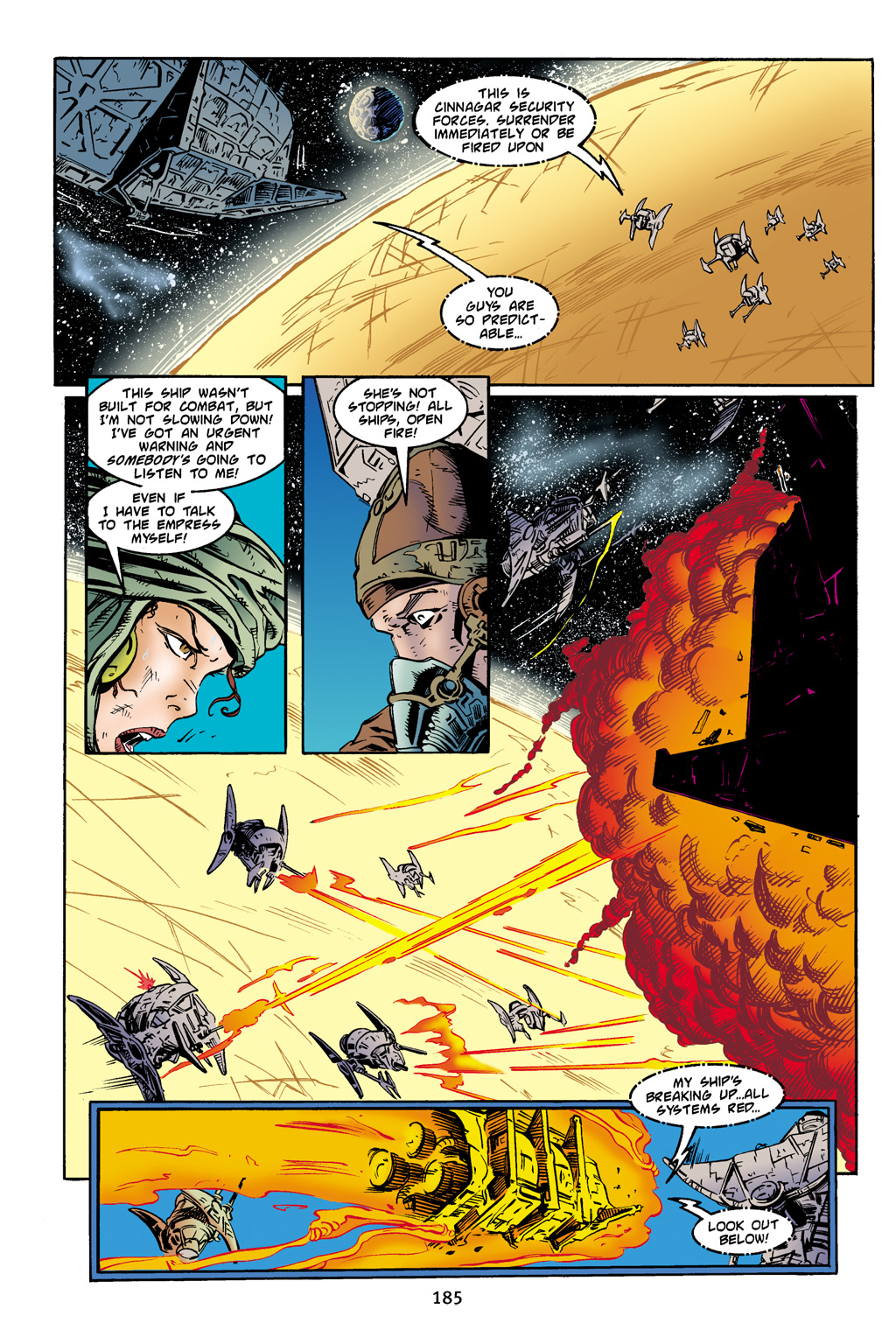 Read online Star Wars Omnibus comic -  Issue # Vol. 4 - 179