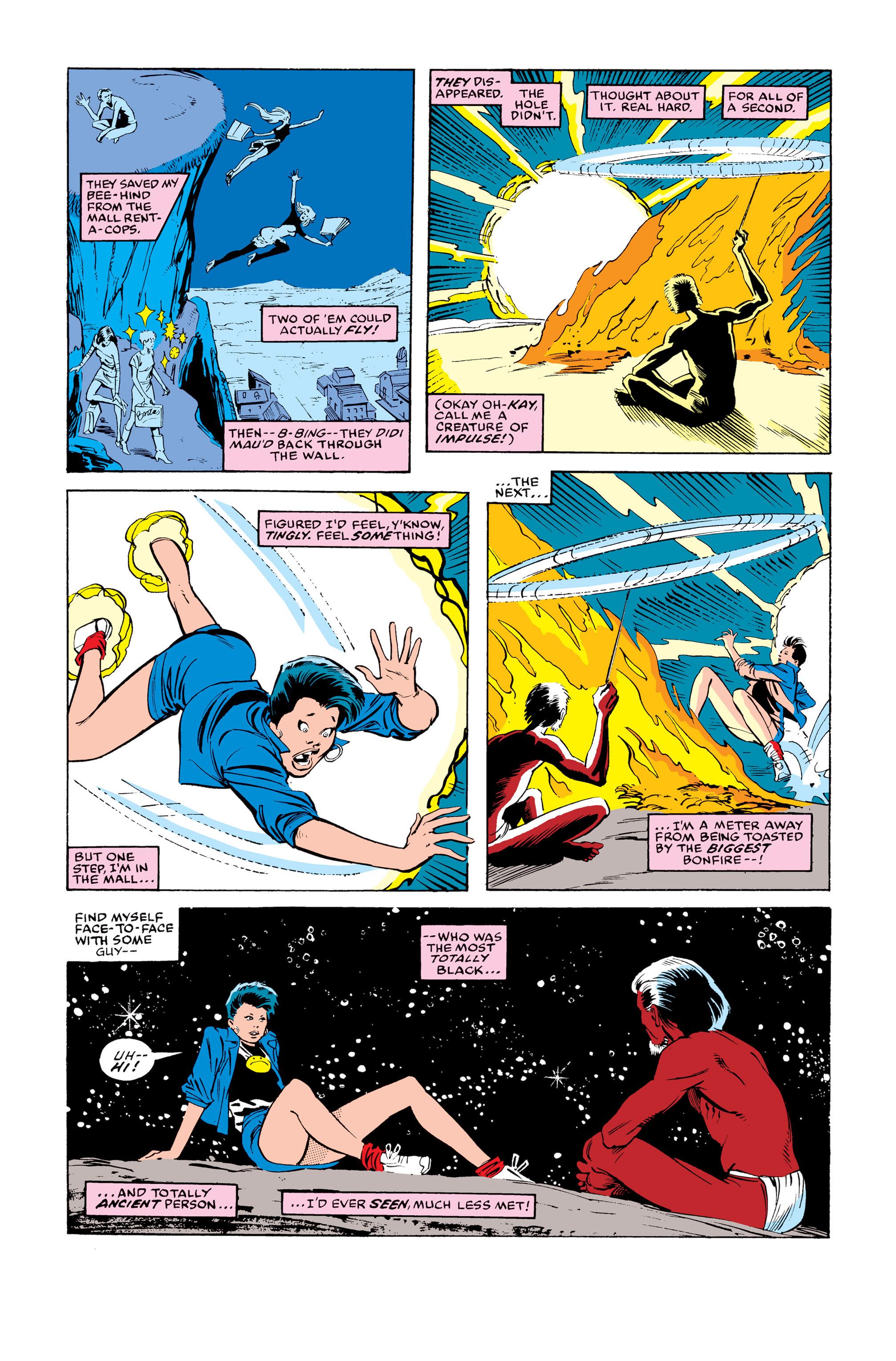 Read online Uncanny X-Men (1963) comic -  Issue # _Annual 13 - 39