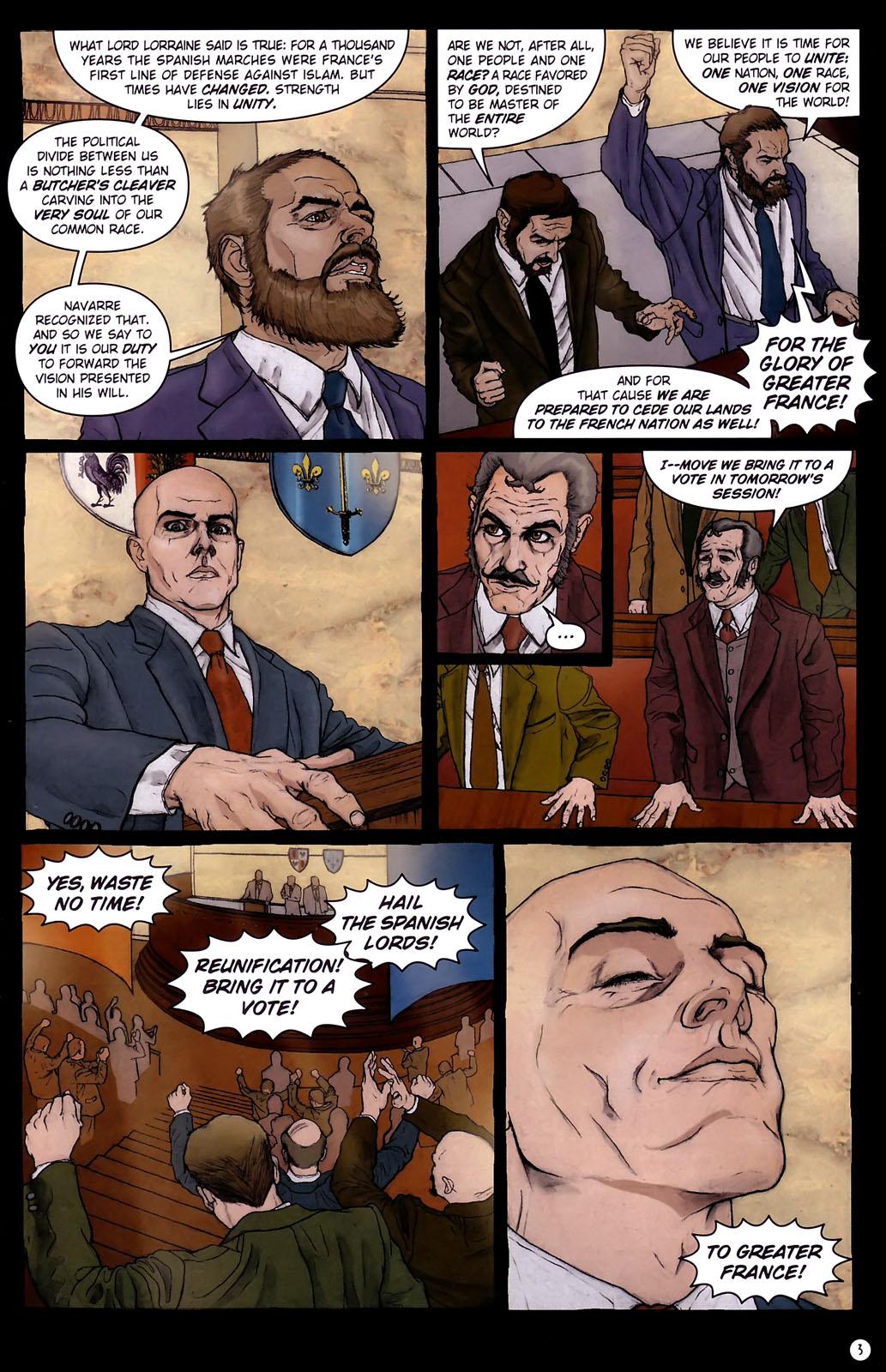 Read online Rex Mundi comic -  Issue #14 - 7