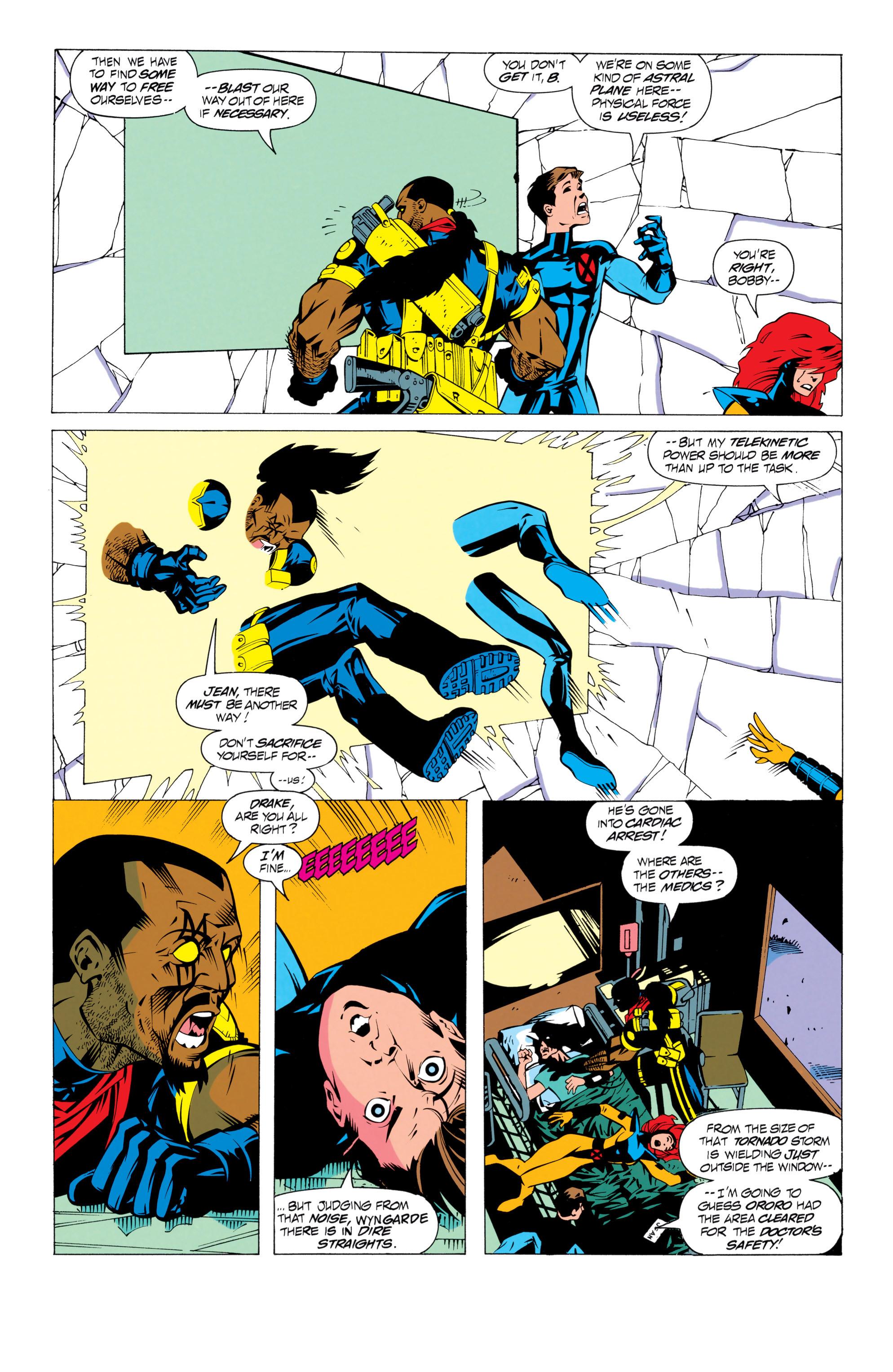 Read online Uncanny X-Men (1963) comic -  Issue # _Annual 17 - 38