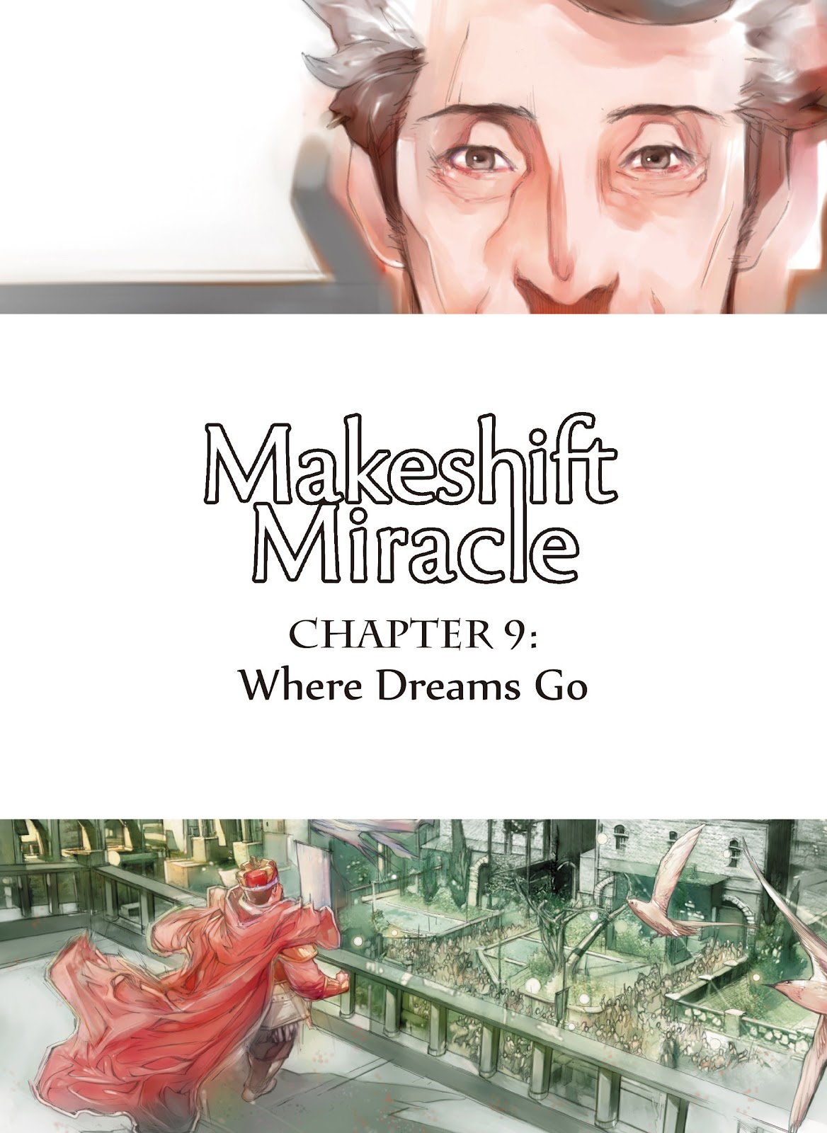 Makeshift Miracle: The Girl From Nowhere 9 Page 1