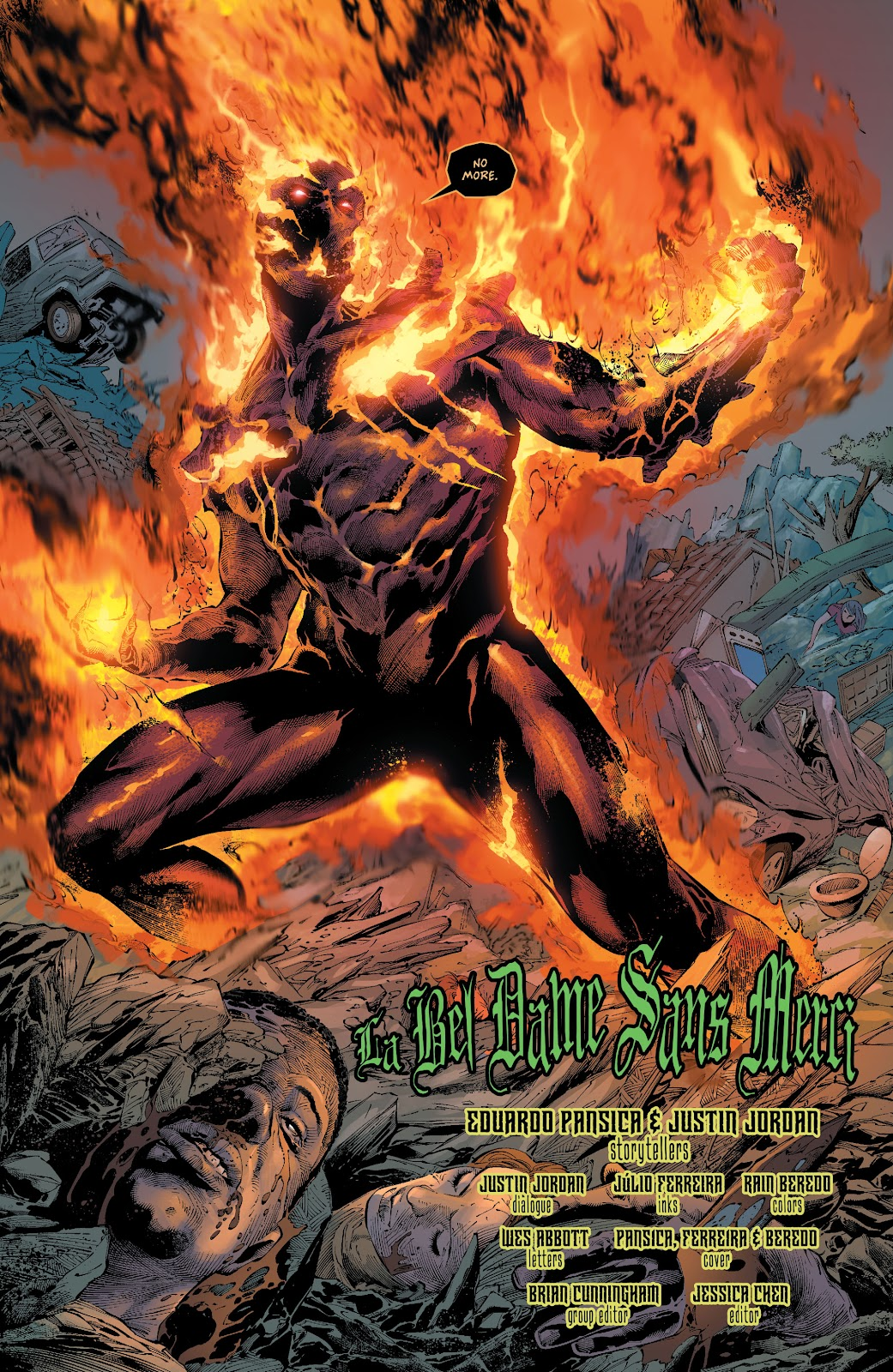 Read online The Curse of Brimstone: Ashes comic -  Issue # TPB (Part 1) - 29