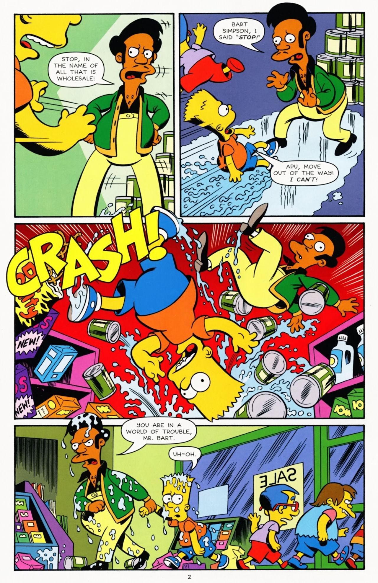 Read online Simpsons Comics Presents Bart Simpson comic -  Issue #60 - 3