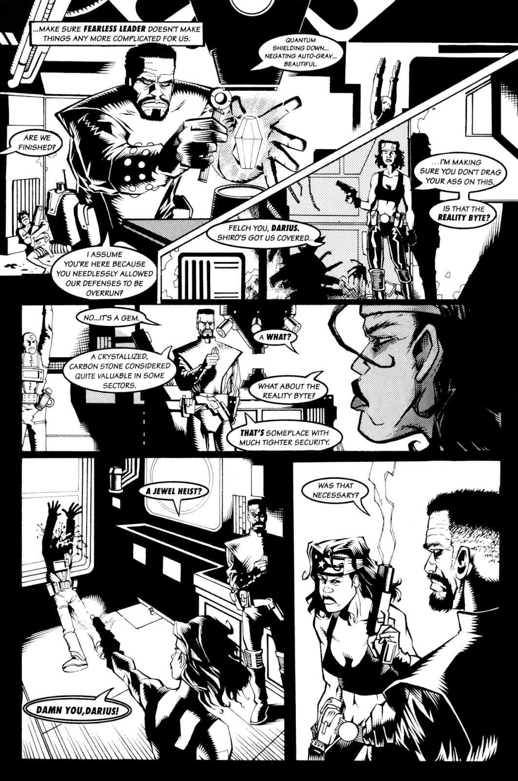 Negative Burn issue 43 - Page 22