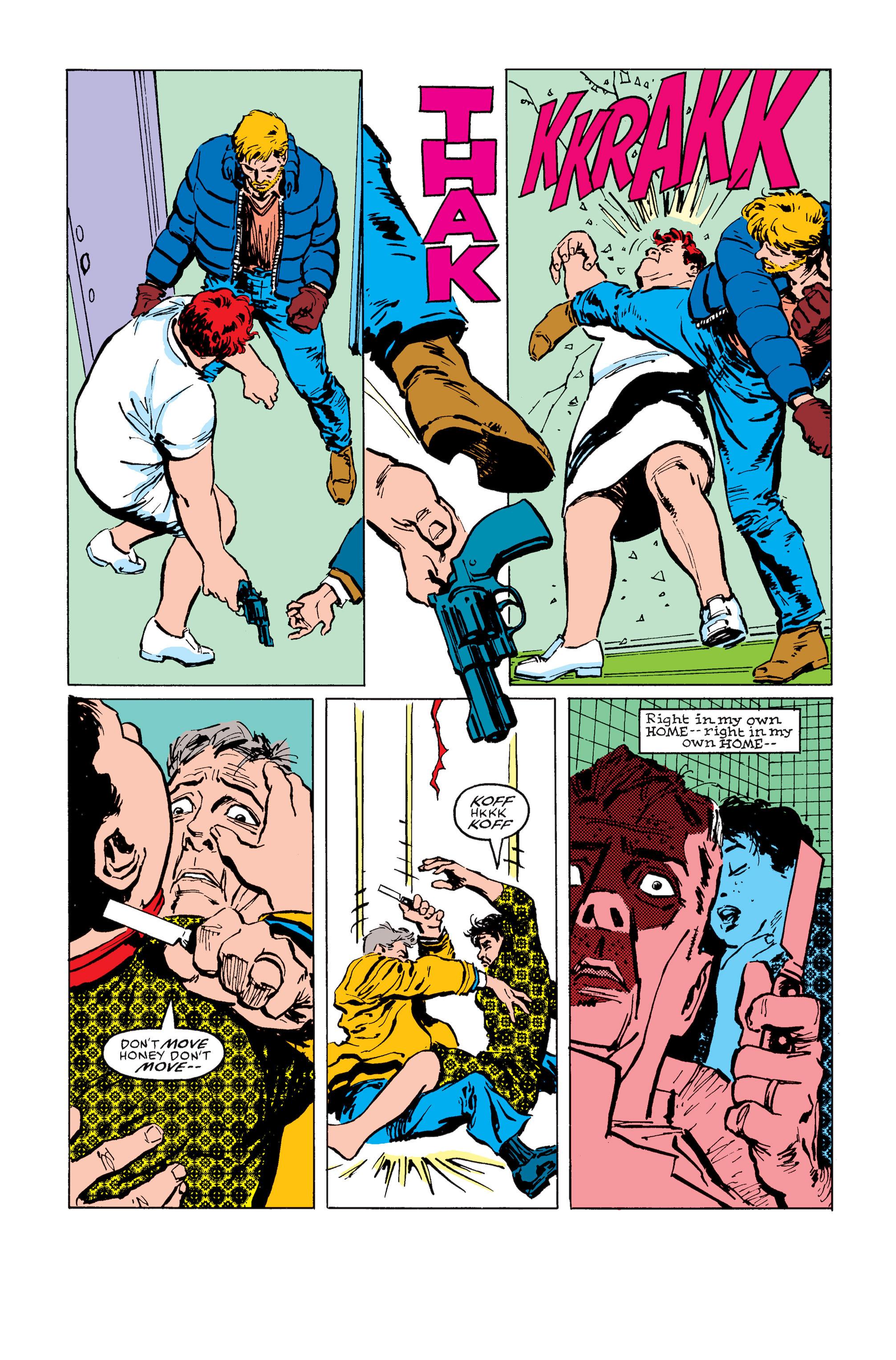 Read online Daredevil: Born Again comic -  Issue # Full - 131