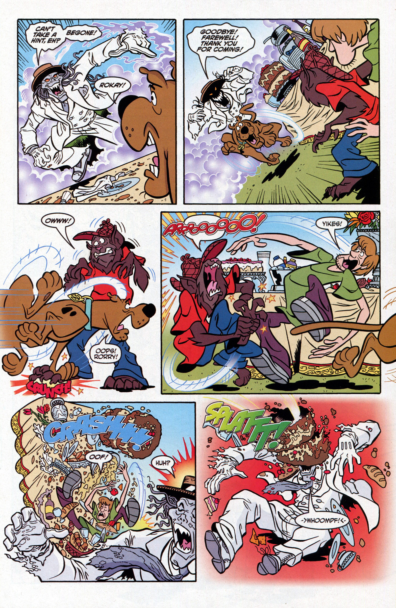 Read online Scooby-Doo: Where Are You? comic -  Issue #15 - 29