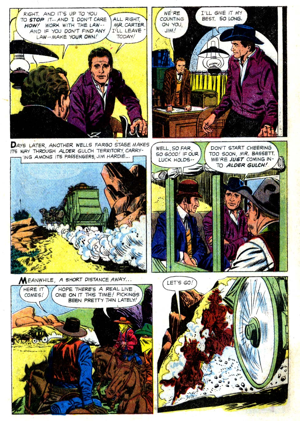 Four Color Comics issue 876 - Page 4