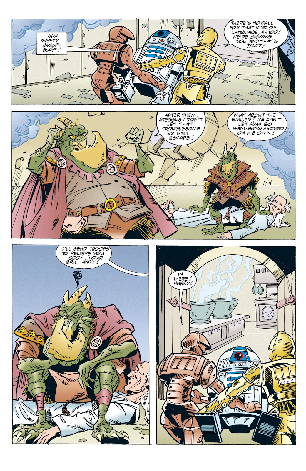 Read online Star Wars Legends Epic Collection: The Empire comic -  Issue # TPB 5 (Part 4) - 52