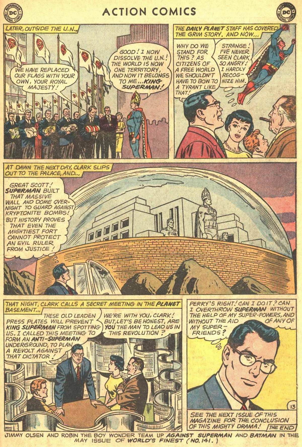 Action Comics (1938) 311 Page 14