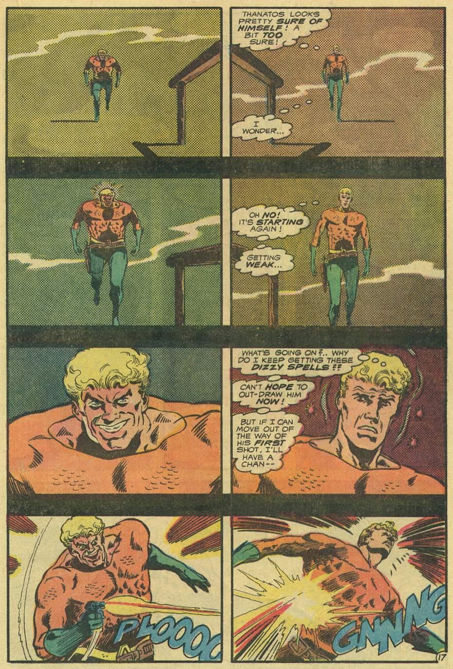 Read online Aquaman (1962) comic -  Issue #54 - 21