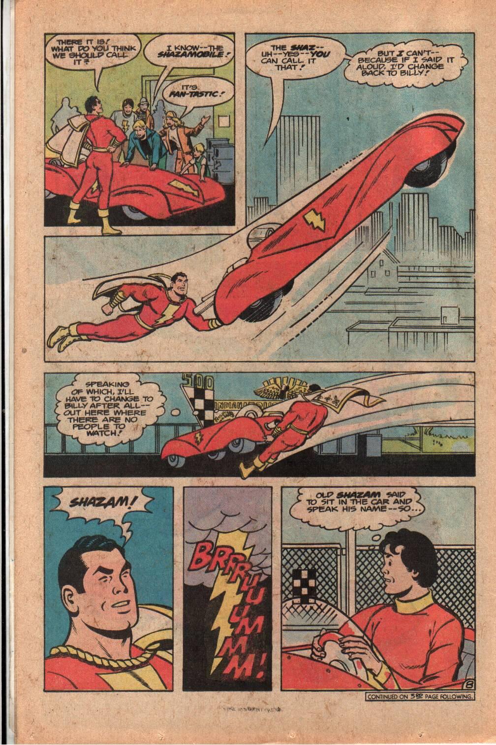 Read online Shazam! (1973) comic -  Issue #33 - 12