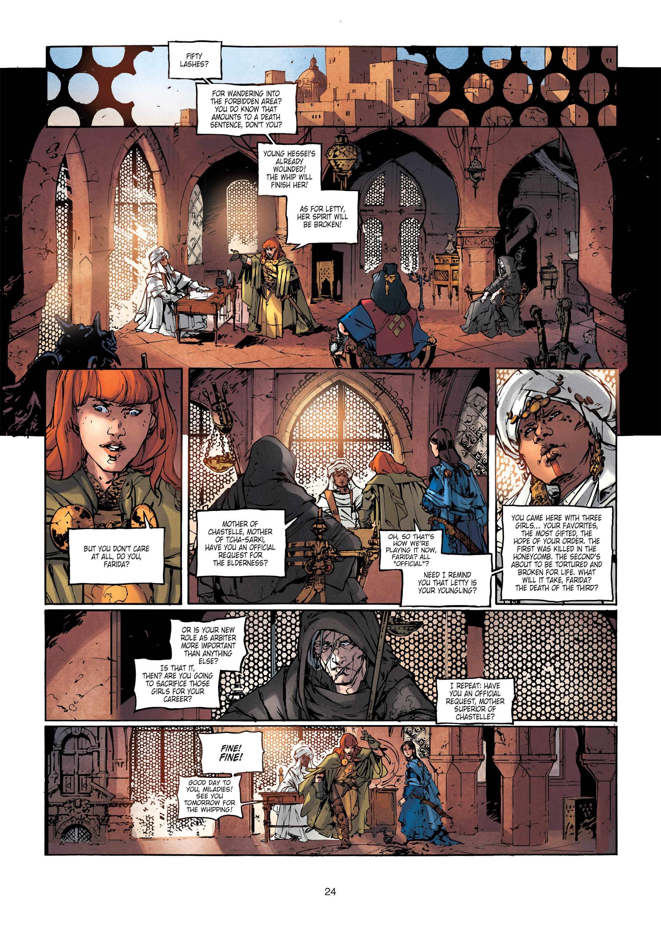 Chronicles of the Dragon Knights Issue 11   Viewcomic