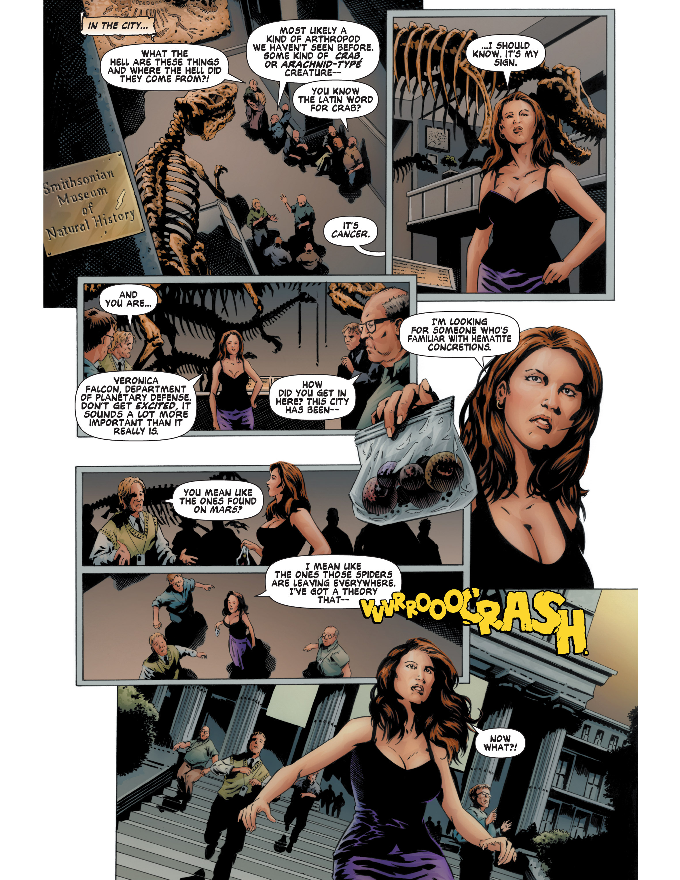 Read online Bad Planet comic -  Issue # TPB - 55