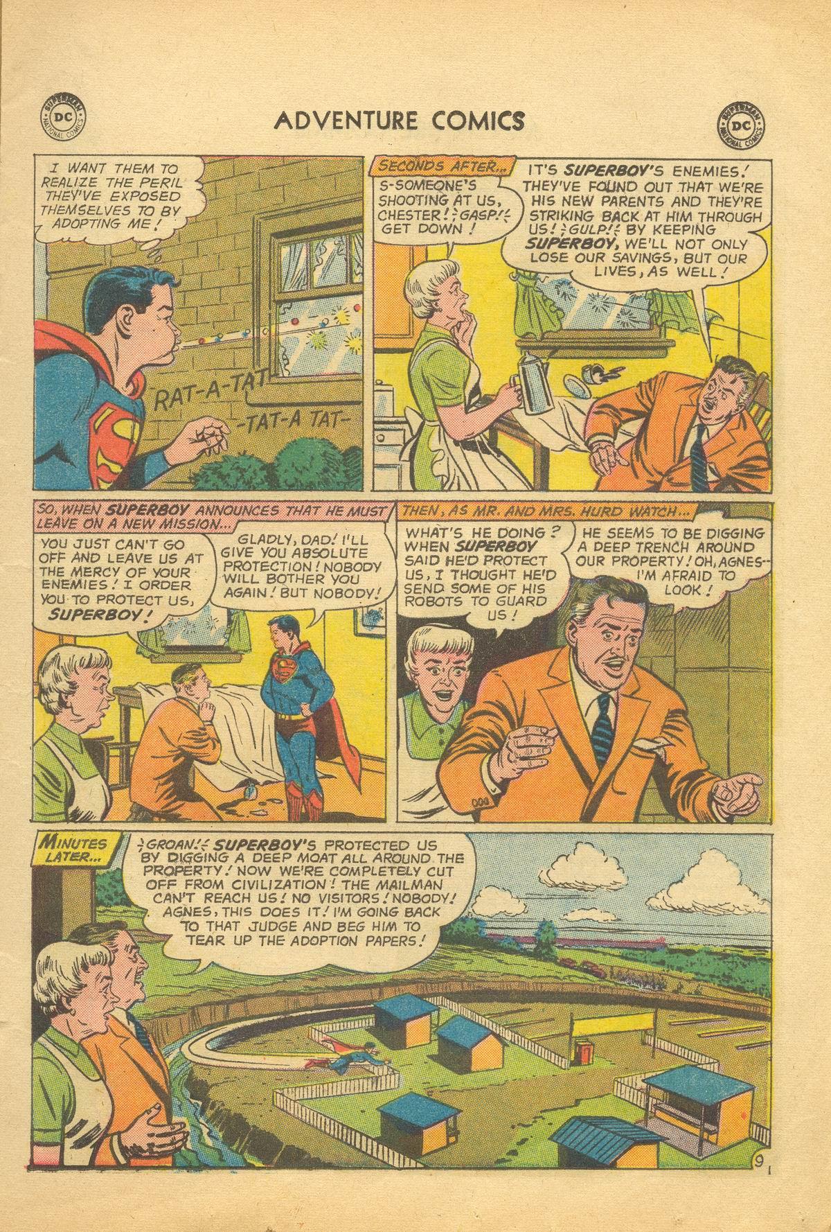 Read online Adventure Comics (1938) comic -  Issue #281 - 11