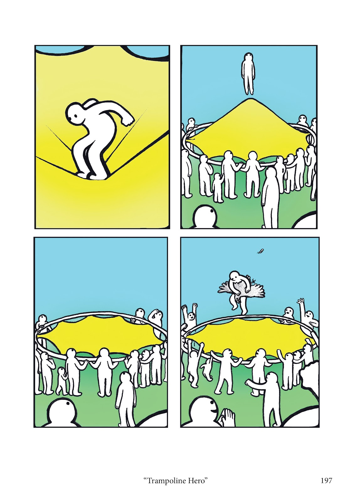 The Perry Bible Fellowship Almanack: 10th Anniversary Edition TPB 3 Page 1