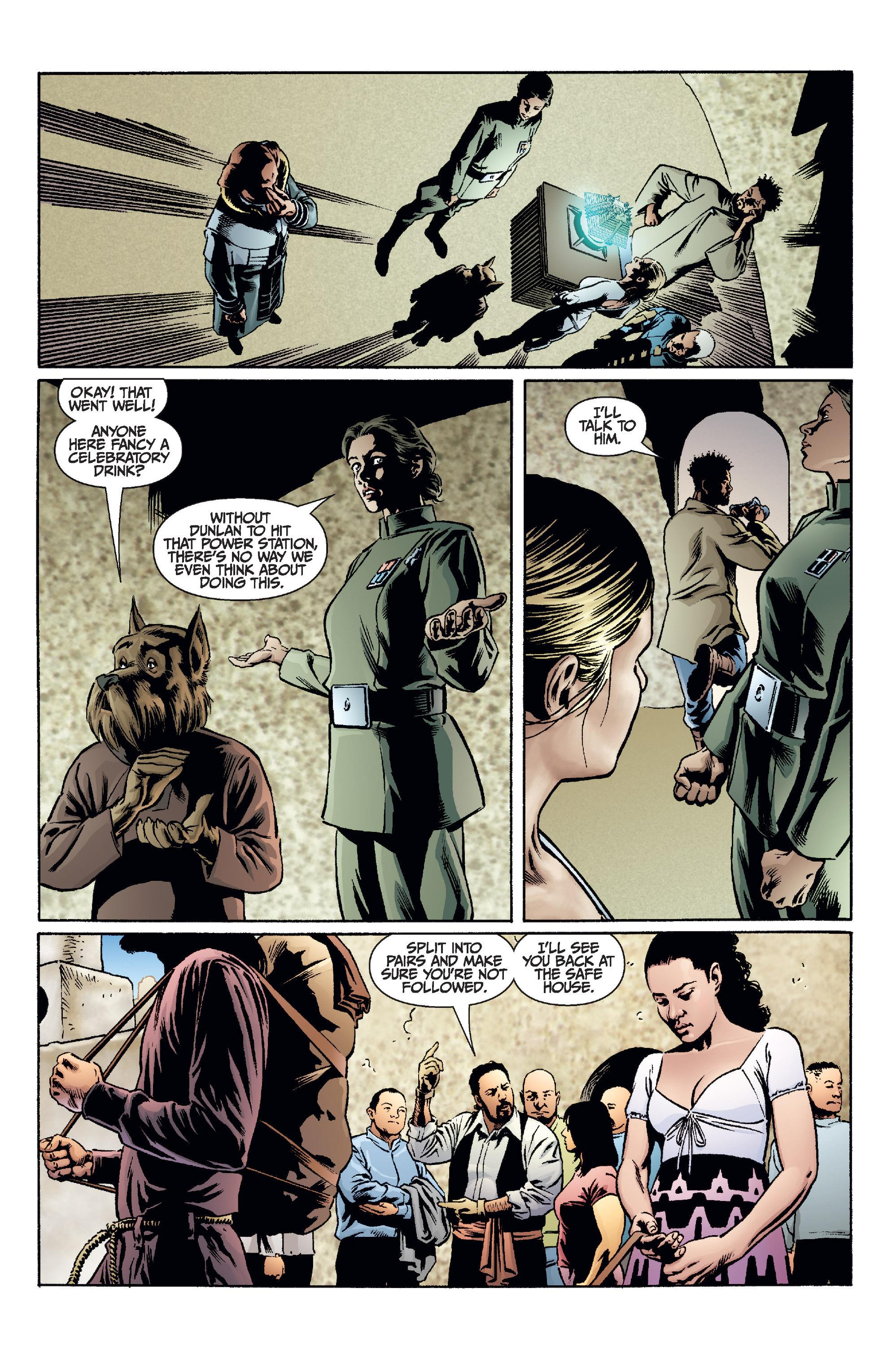 Read online Star Wars Omnibus comic -  Issue # Vol. 20 - 245
