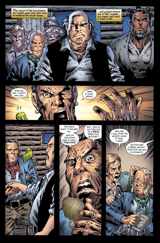 Read online Treasure Island comic -  Issue #5 - 12