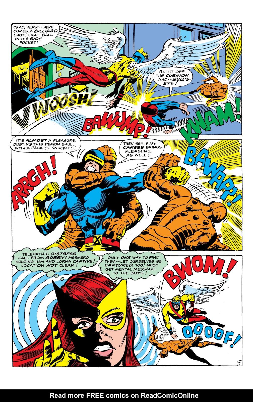 Uncanny X-Men (1963) issue 50 - Page 7