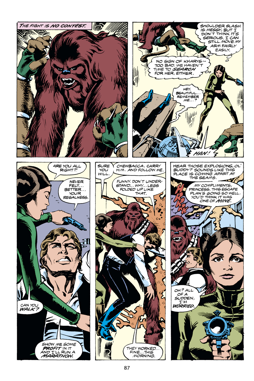 Read online Star Wars Omnibus comic -  Issue # Vol. 14 - 87