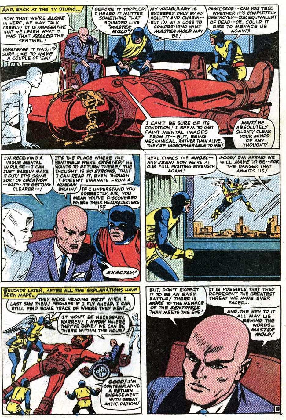 Uncanny X-Men (1963) 68 Page 22