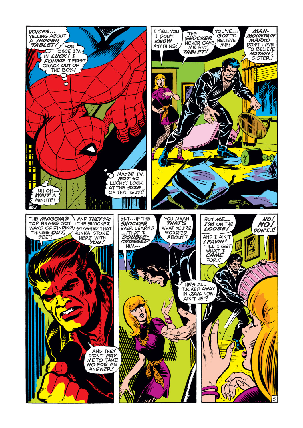 The Amazing Spider-Man (1963) 73 Page 5