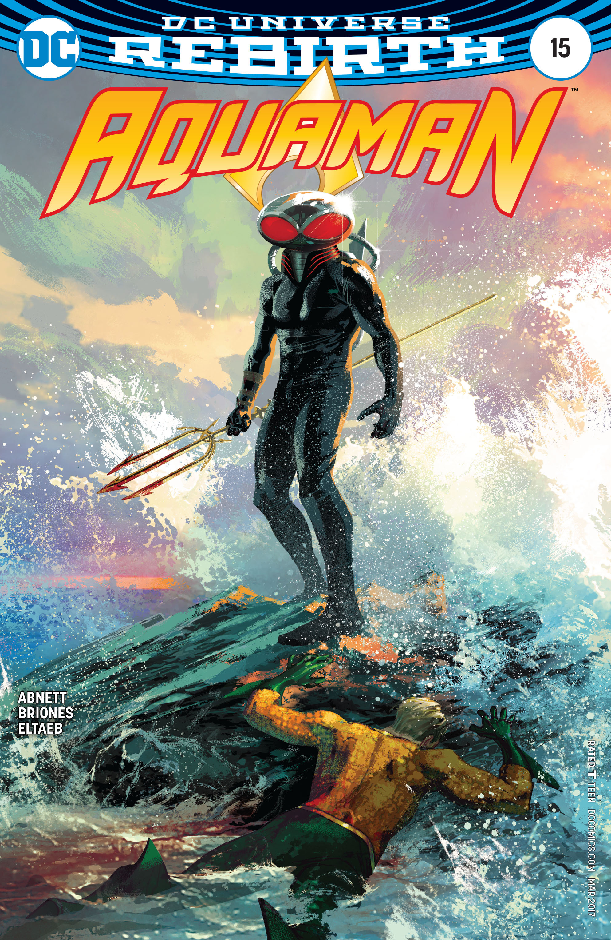 Read online Aquaman (2016) comic -  Issue #15 - 3