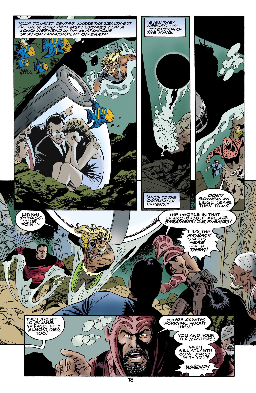 Read online Aquaman (1994) comic -  Issue #64 - 17