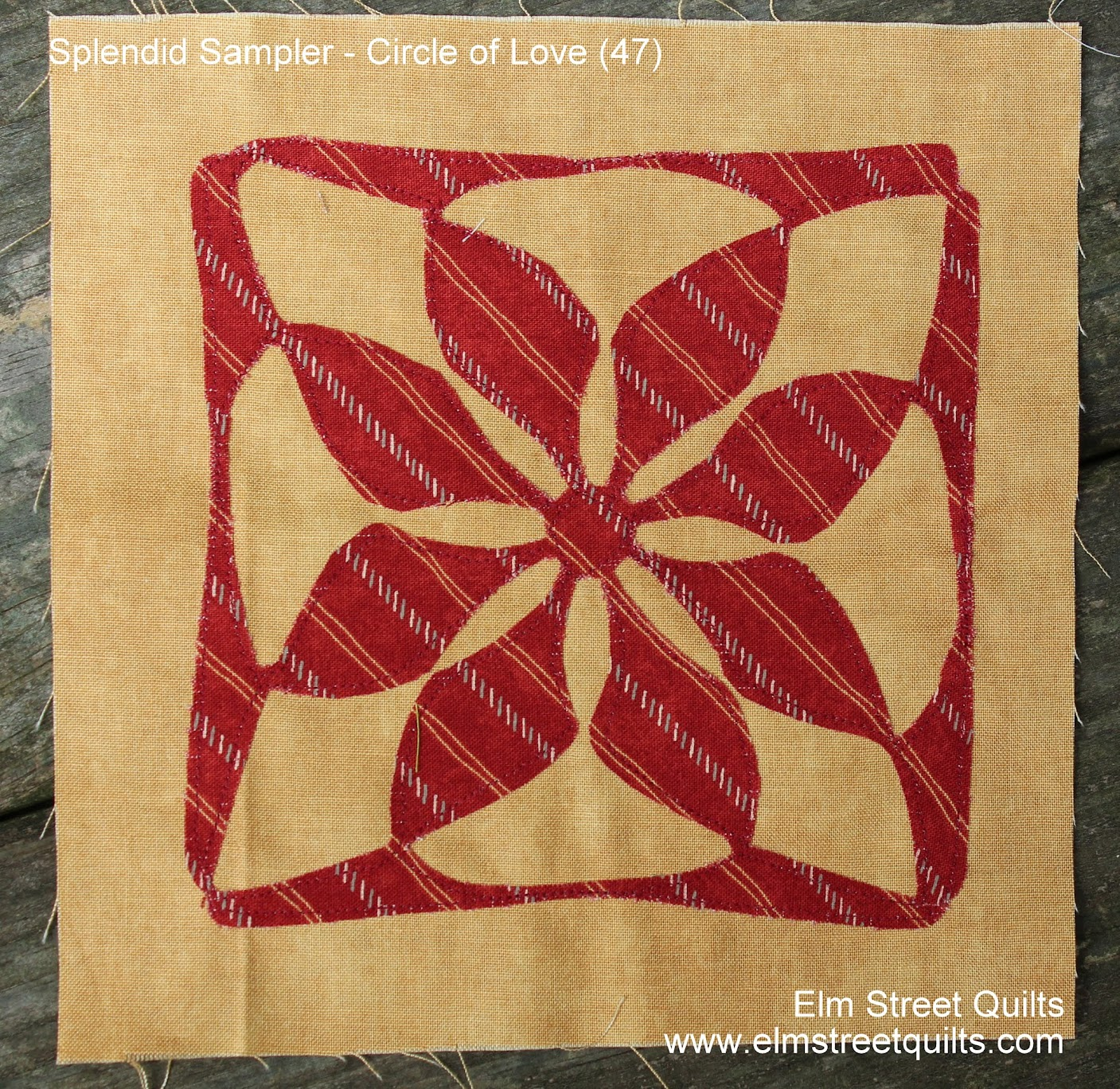 Splendid Sampler block 47