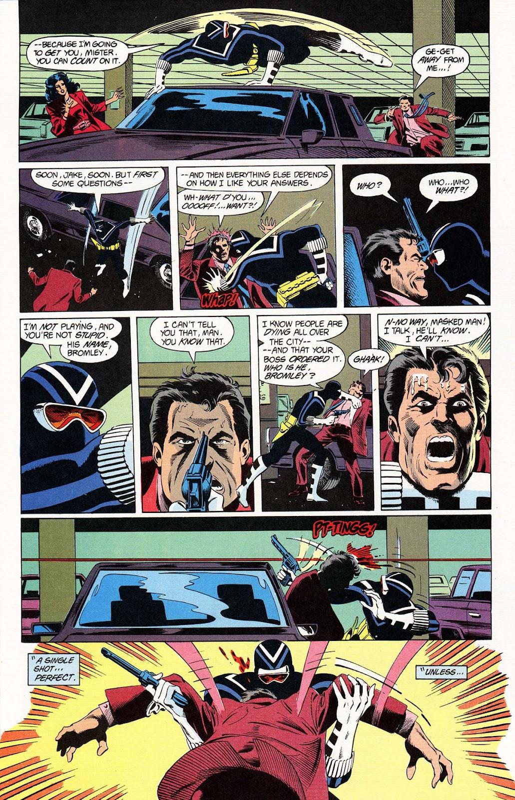 Vigilante (1983) issue 32 - Page 27