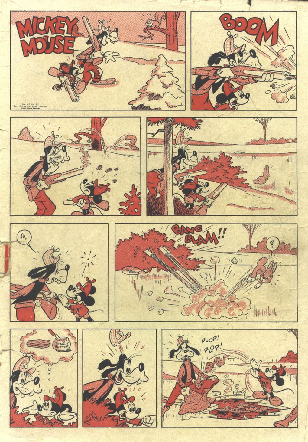 Walt Disney's Comics and Stories issue 86 - Page 51