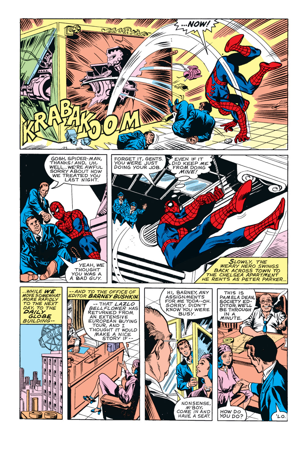 The Amazing Spider-Man (1963) 205 Page 8