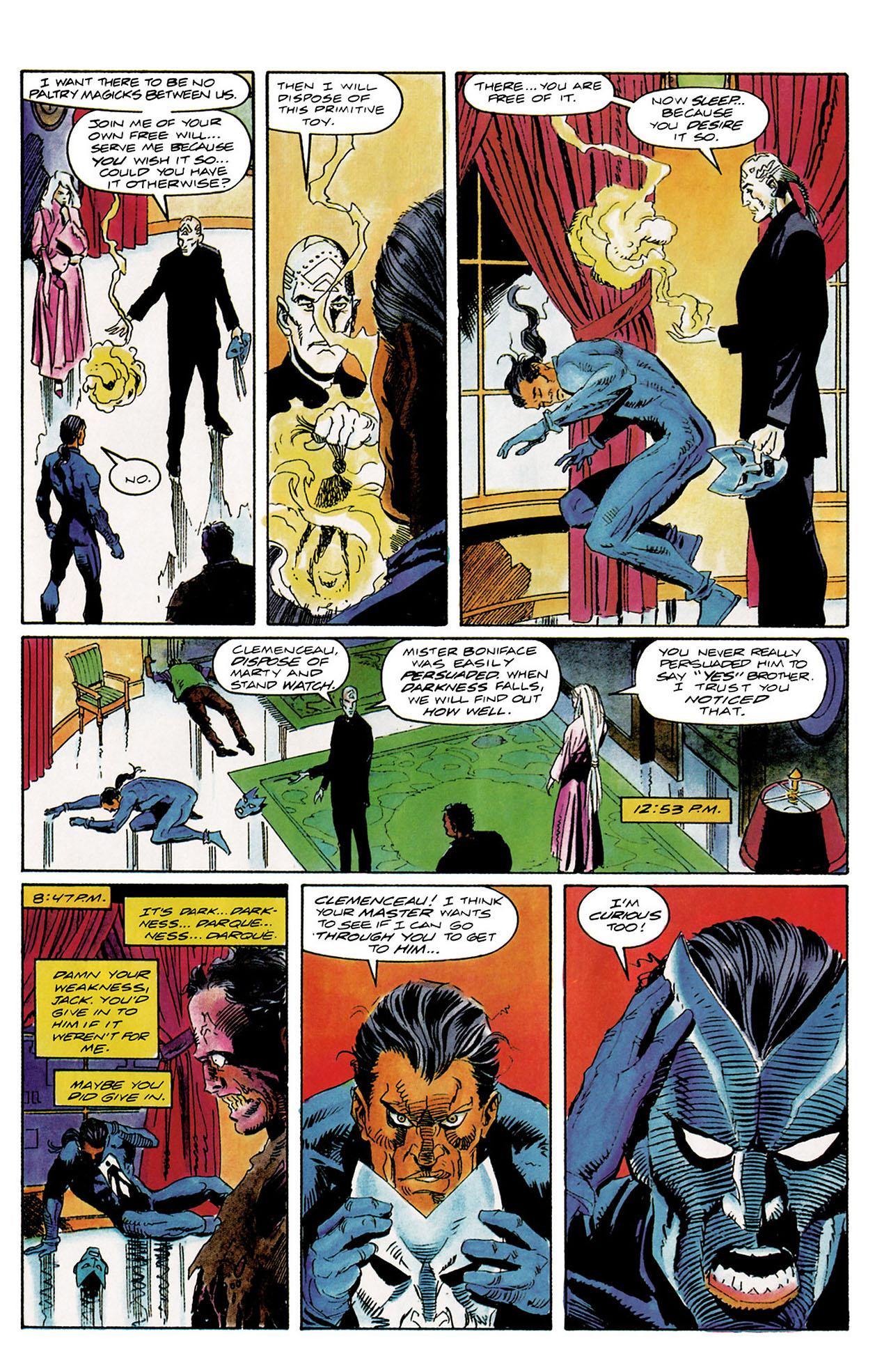 Read online Shadowman (1992) comic -  Issue #10 - 15