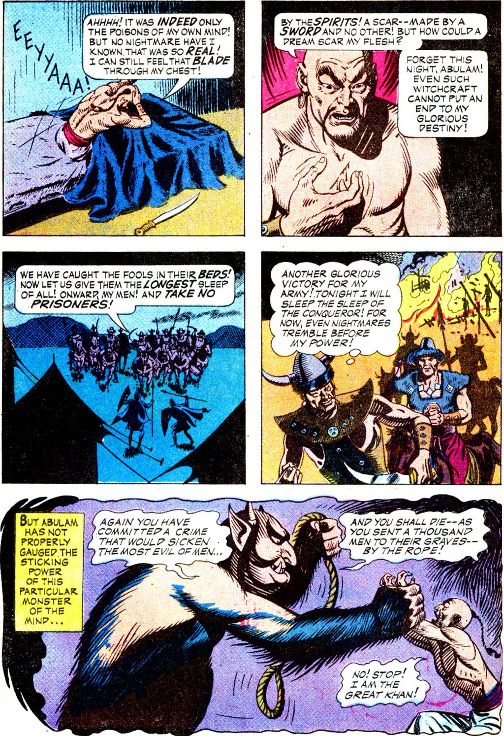 Boris Karloff Tales of Mystery issue 38 - Page 6