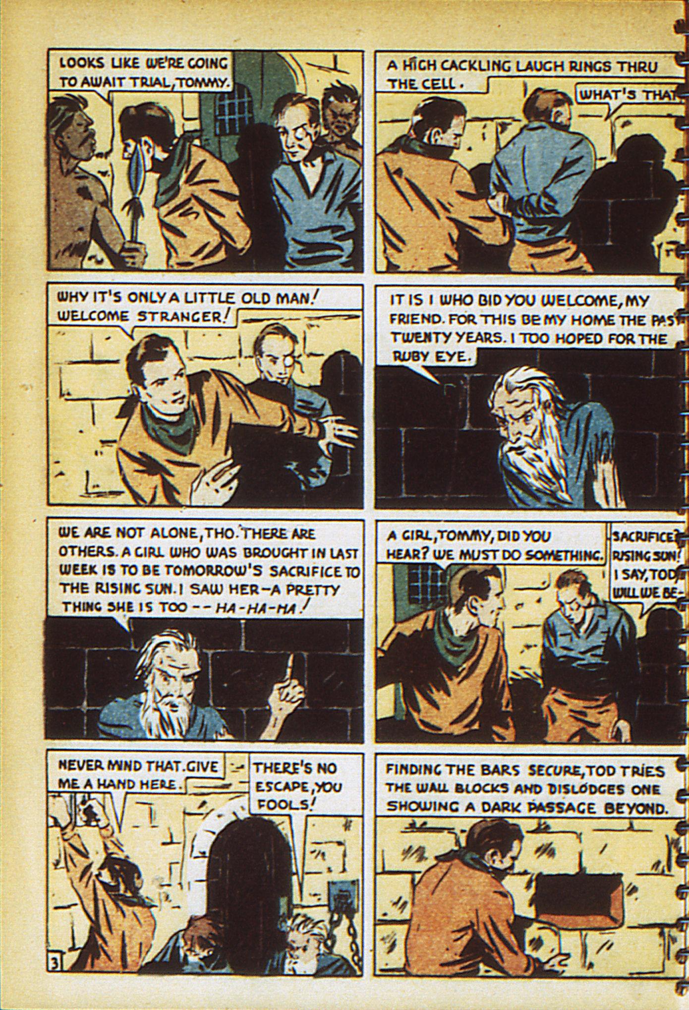 Read online Adventure Comics (1938) comic -  Issue #27 - 60