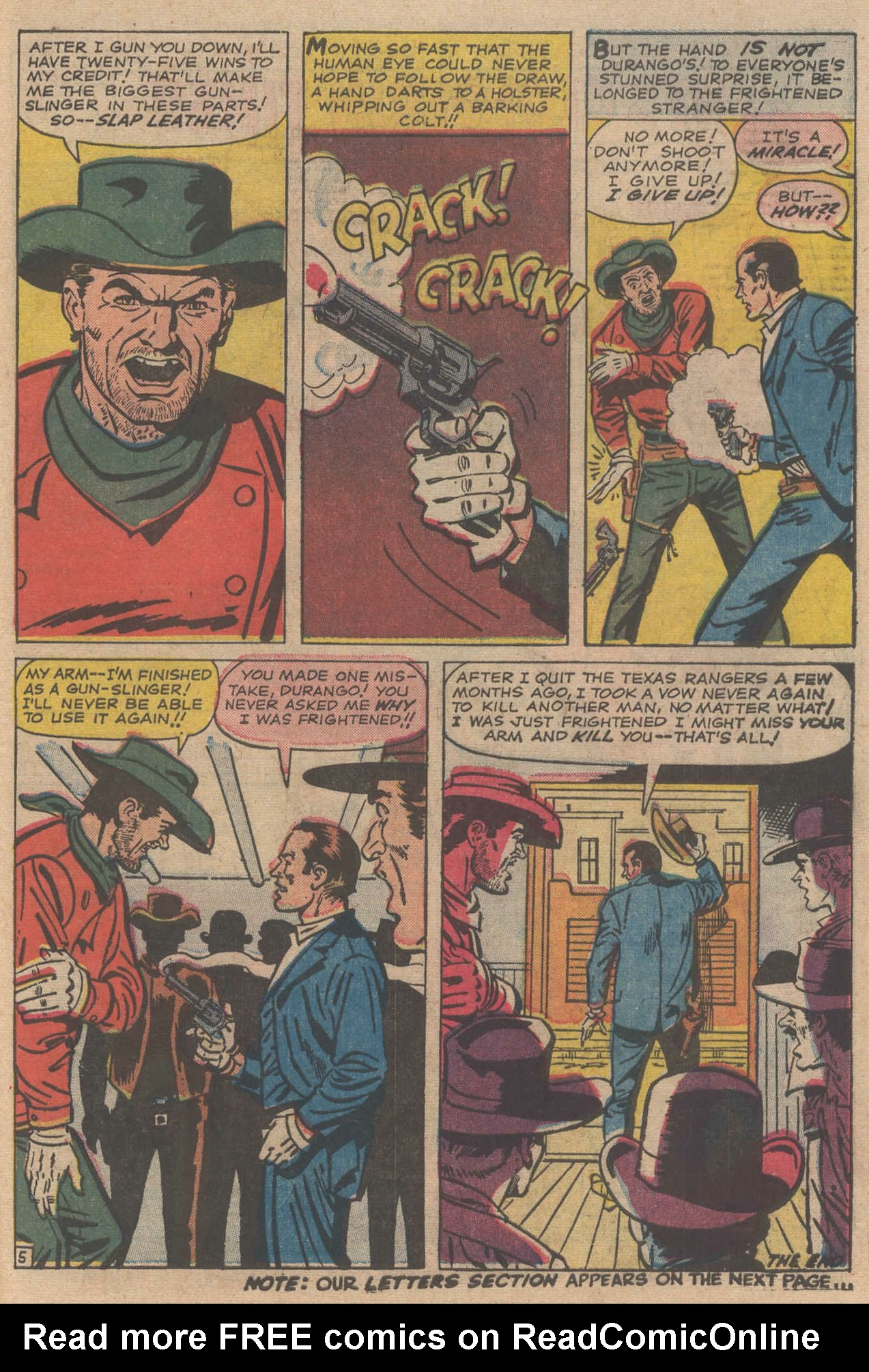 Read online Two-Gun Kid comic -  Issue #83 - 31