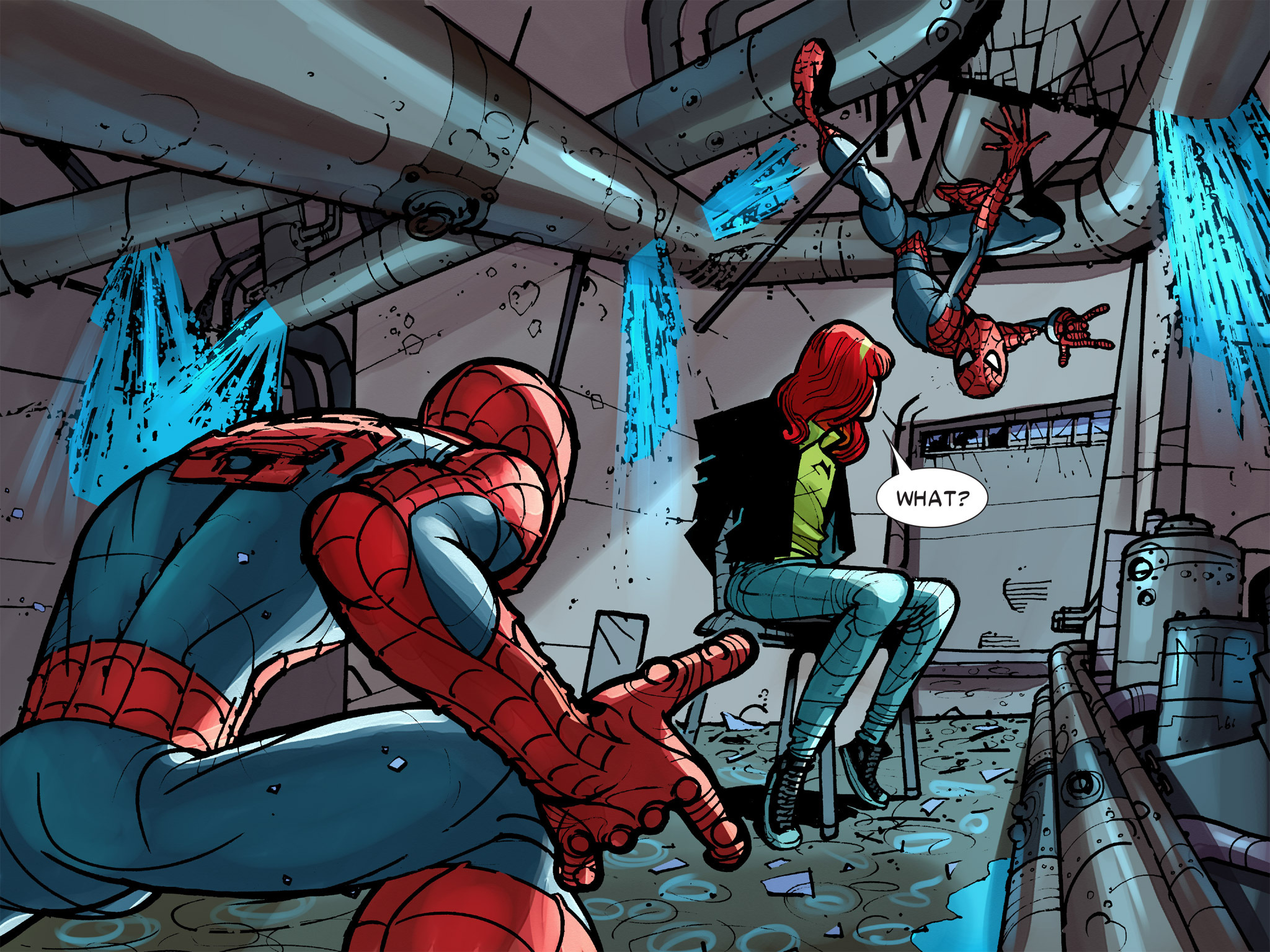 Read online Amazing Spider-Man: Who Am I? comic -  Issue # Full (Part 2) - 151