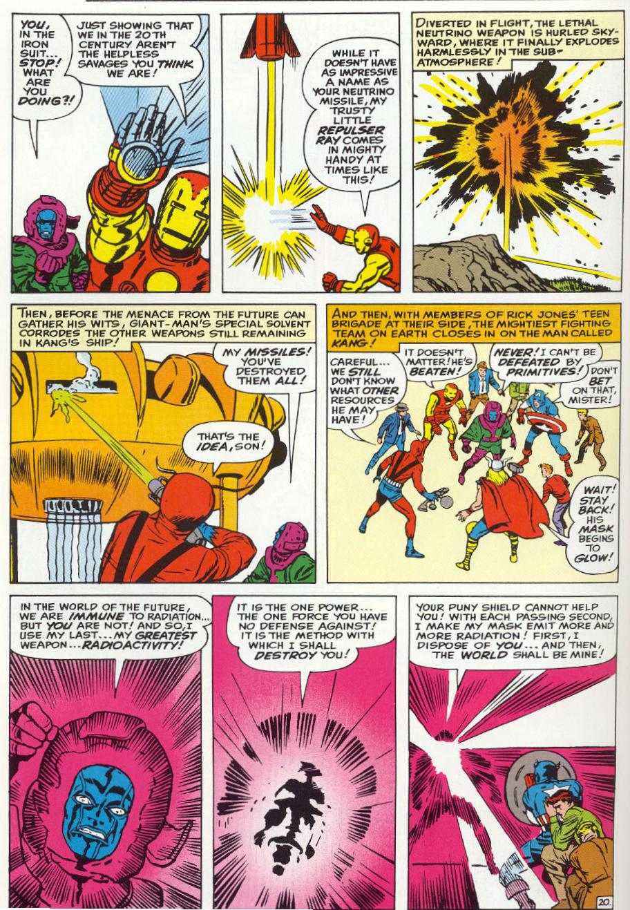 The Avengers (1963) 8 Page 20