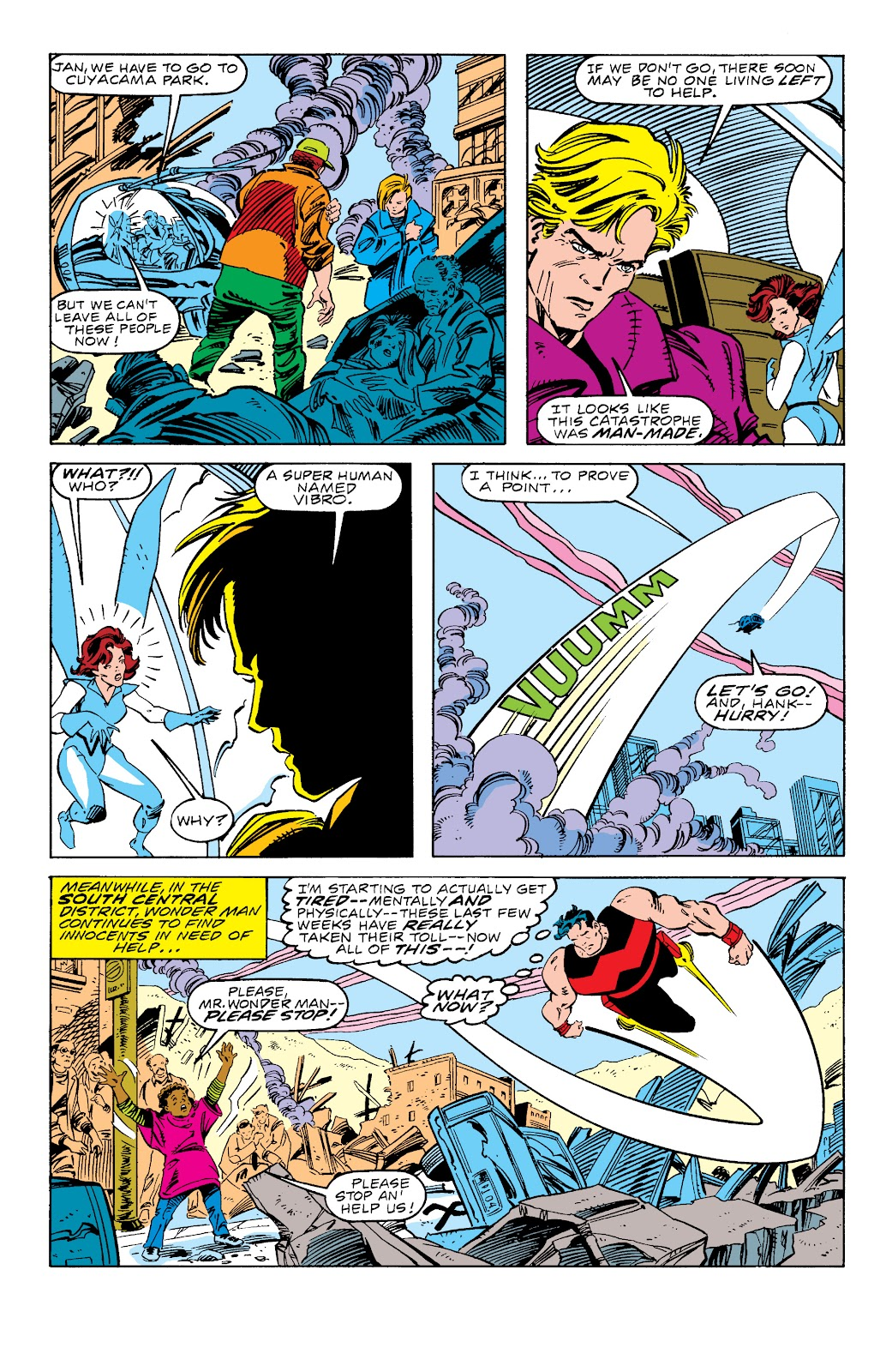 Avengers West Coast (1989) issue 58 - Page 16