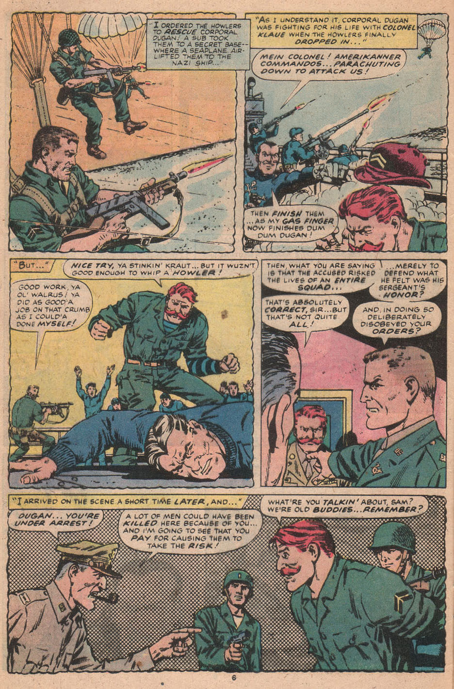 Read online Sgt. Fury comic -  Issue #156 - 8