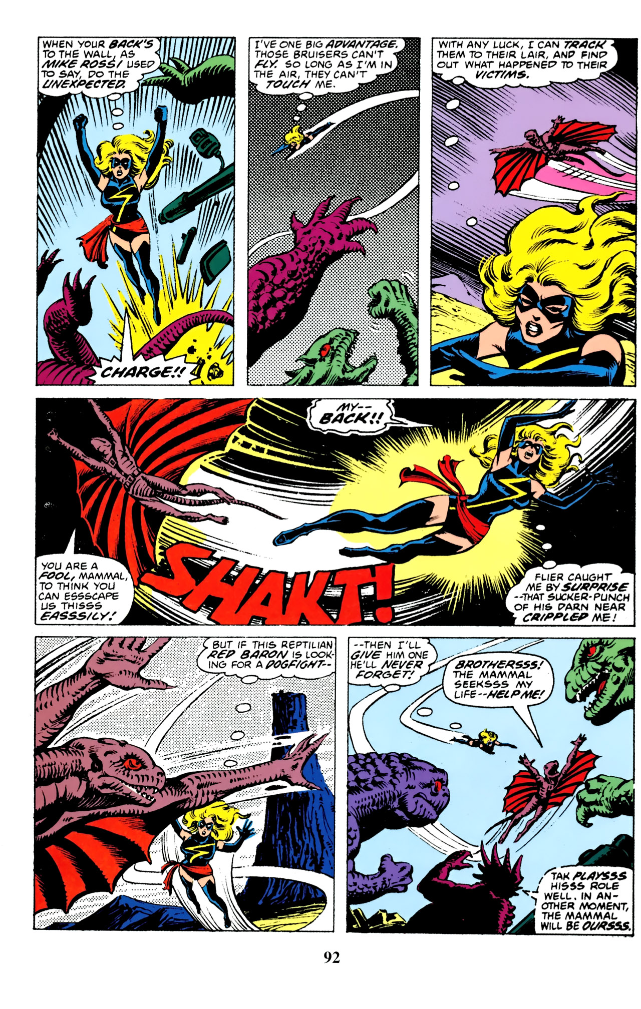 Read online Giant-Size Ms. Marvel comic -  Issue # Full - 86