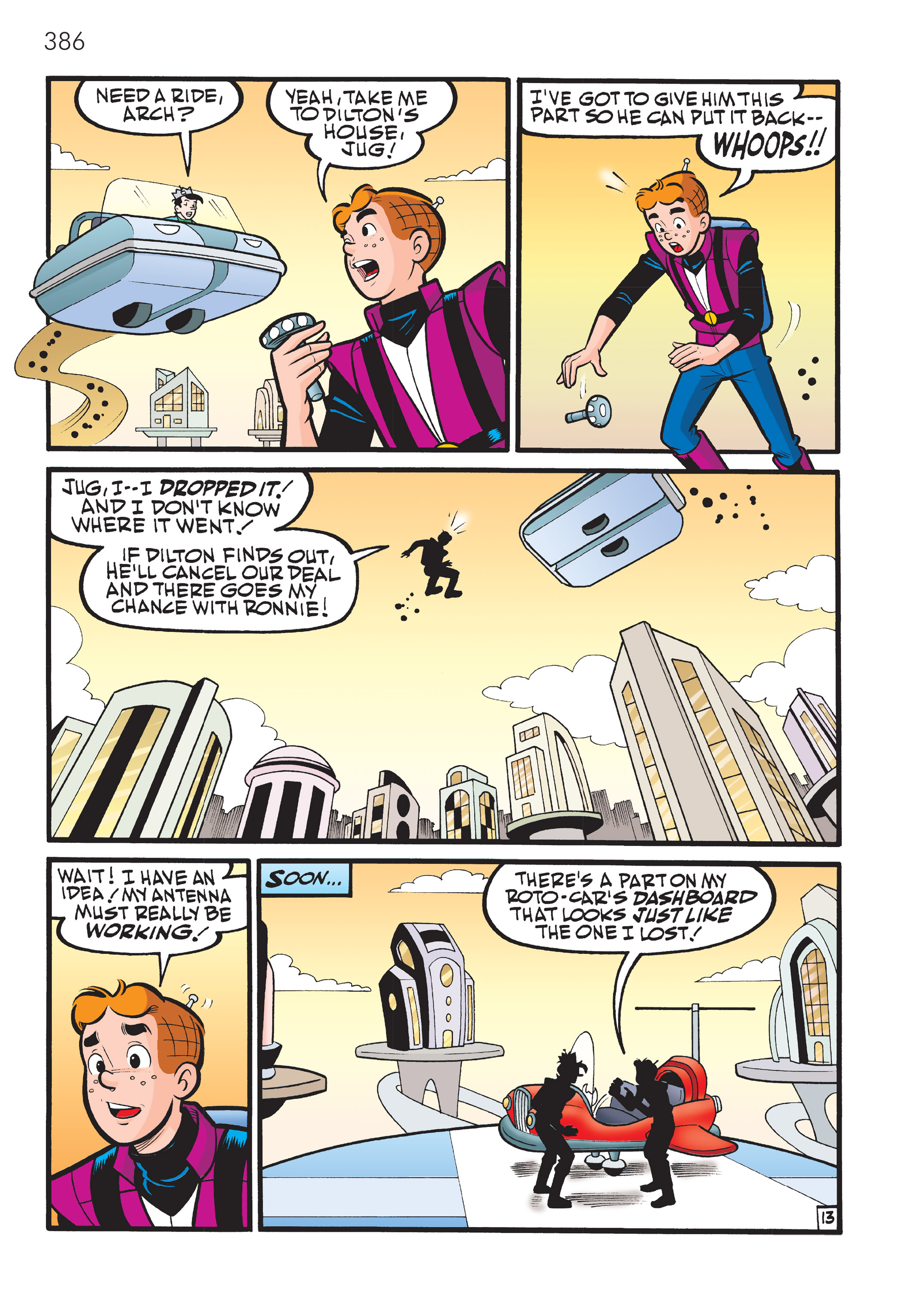 Read online The Best of Archie Comics comic -  Issue # TPB 4 (Part 2) - 176