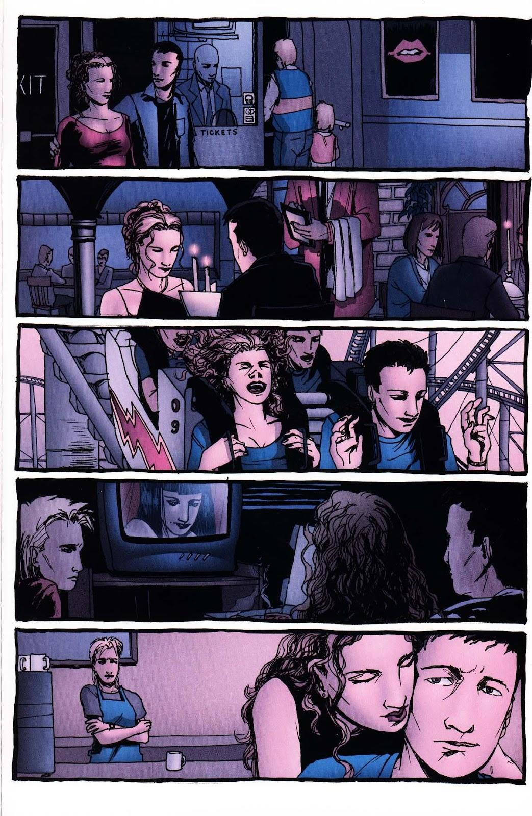 Read online Vampire the Masquerade comic -  Issue # Ventrue - 29