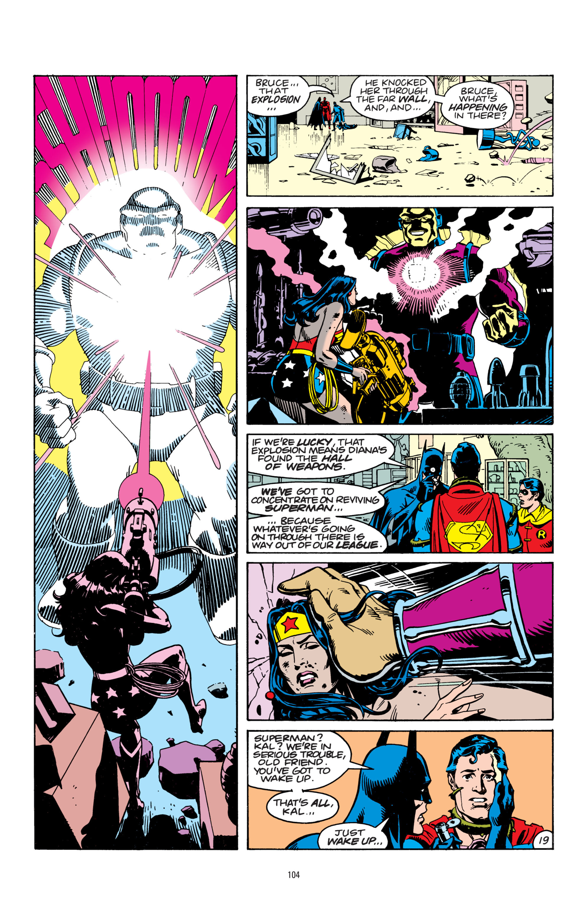 Read online Superman: Whatever Happened to the Man of Tomorrow? comic -  Issue # TPB - 103