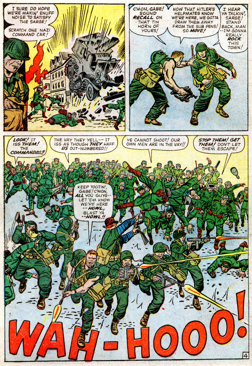 Read online Sgt. Fury comic -  Issue #2 - 6
