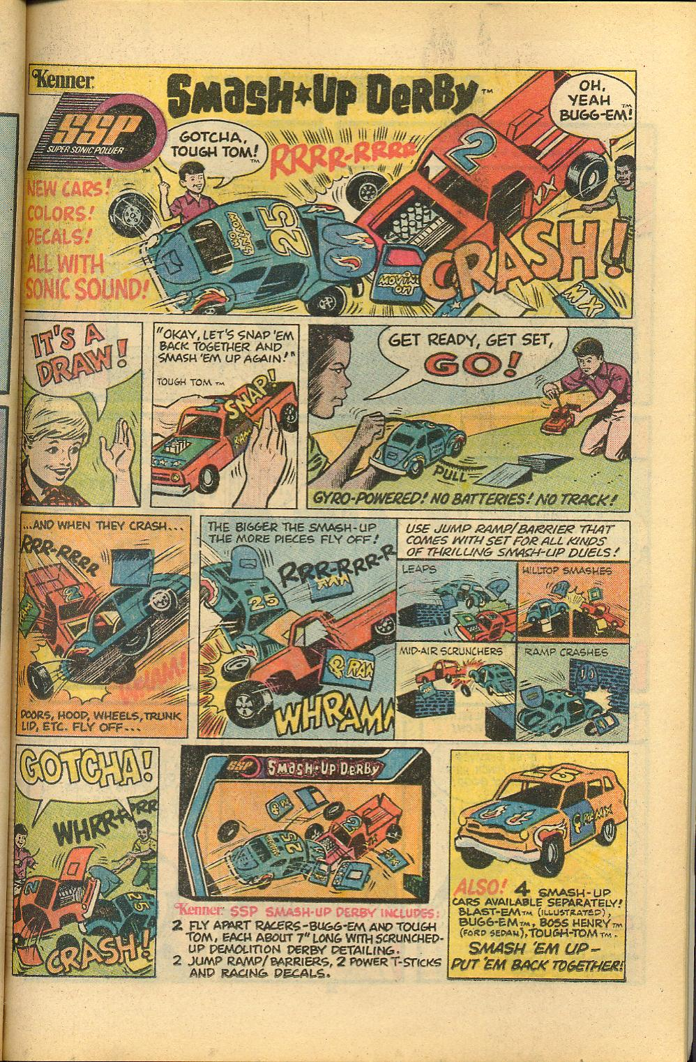 Read online Shazam! (1973) comic -  Issue #8 - 35