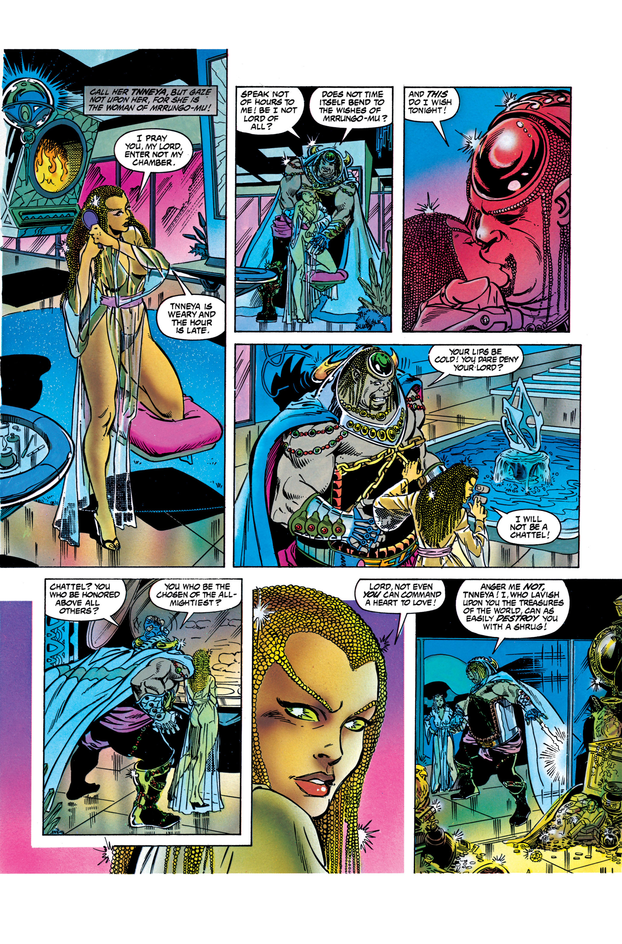 Read online Silver Surfer: Parable comic -  Issue # TPB - 88