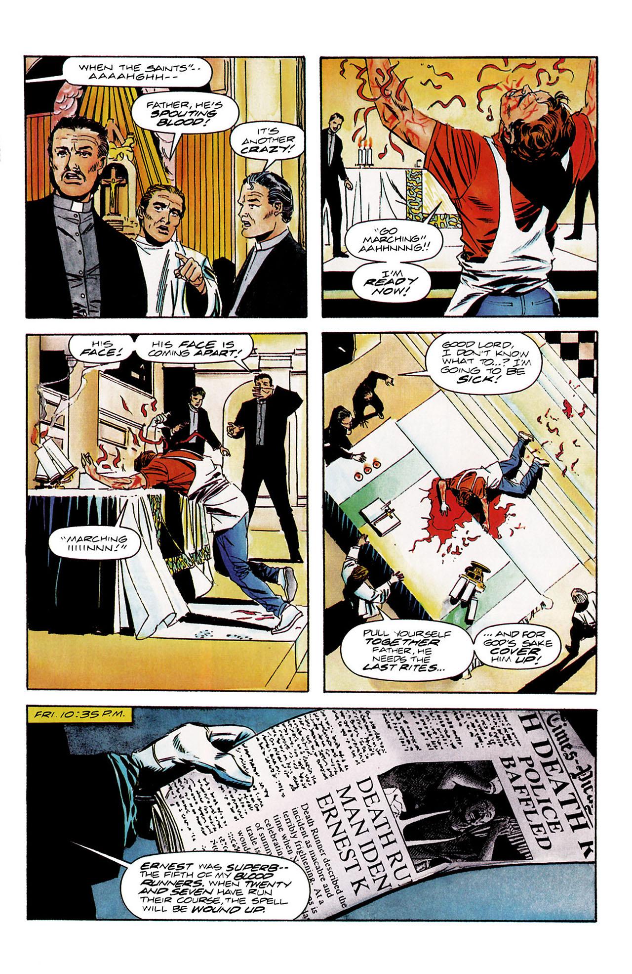 Read online Shadowman (1992) comic -  Issue #8 - 4
