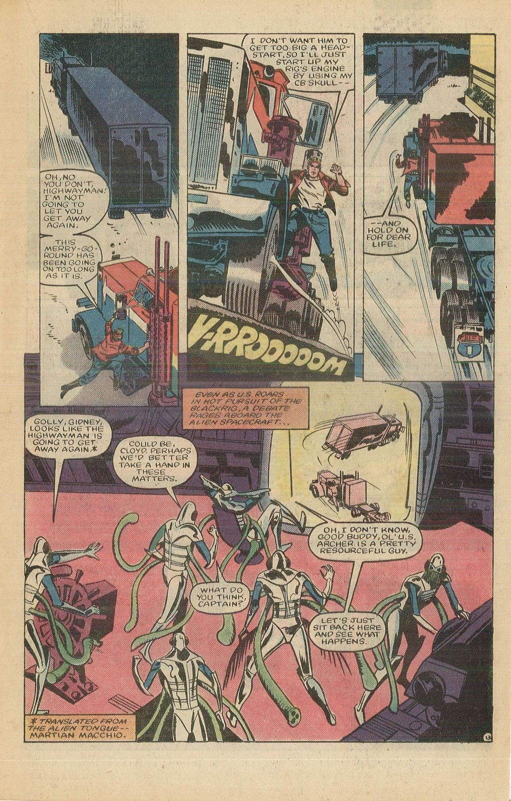 Read online U.S. 1 comic -  Issue #10 - 19